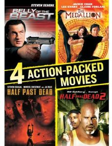 4 Action-Packed Movies Collection