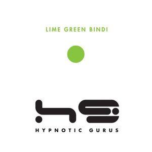 Lime Green Bindi