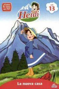 Vol. 13-Heidi-La Nueva Casa [Import]