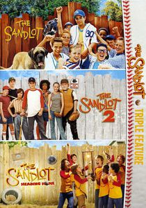 The Sandlot Triple Feature