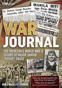 War Journal: The Incredible World War II Escape of Major Damon