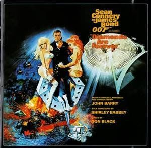 Diamonds Are Forever (Original Soundtrack)