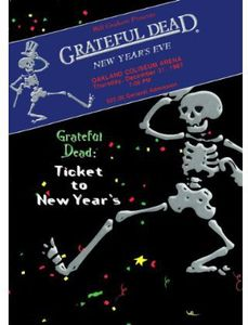 The Grateful Dead: Ticket to New Year's