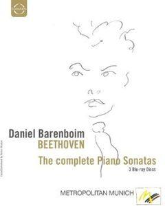 Complete Piano Sonatas Nos 1-32
