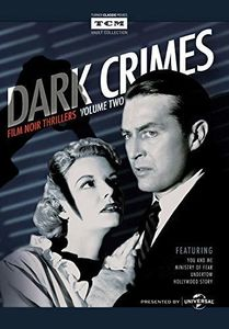 Dark Crimes: Film Noir Thrillers: Volume 2