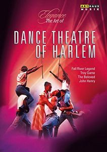 Elegance - The Art of Dance Theatre of Harlem