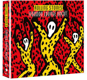 Voodoo Lounge Uncut    Blu-Ray + 2 CDs