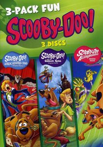 Scooby Doo 3-Pack Fun