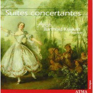 Suites Concertantes
