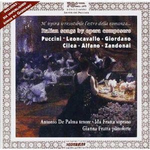 Italian Songs By Opera Composers /  Sei Liriche