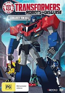 Transformers: Robots in Disguise - Collect Em All [Import]