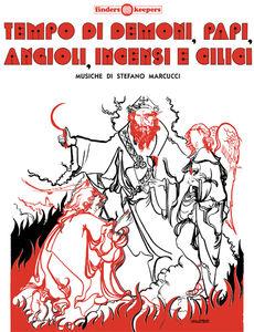 Tempo Di Demono Papi Angioli Incensi - O.s.t.