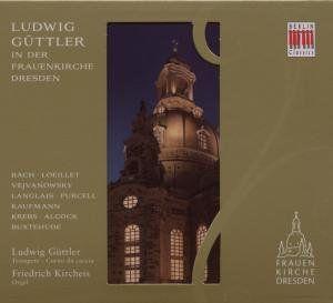 Guttler in Der Frauenkirche Dresden