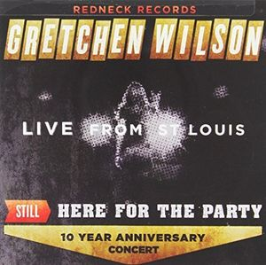 Still Here for the Party [Import] , Gretchen Wilson