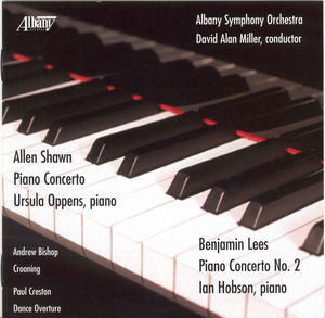 Hobson & Oppens Play American Piano Concertos