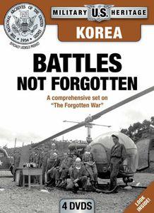Korea: Battles Not Forgotten [Import]