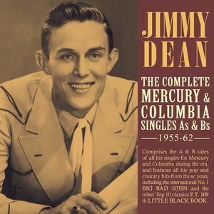 Complete Mercury & Columbia Singles As & Bs 1955-62