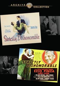 Strictly Dishonorable Double Feature