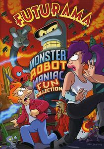 Futurama: Monster Robot Maniac Fun Collection