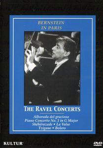 Bernstein in Paris: The Ravel Concerts