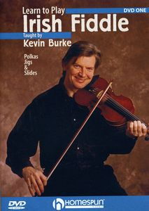 Learn to Play Irish Fiddle: Volume 1: Polkas, Jigs and Slides