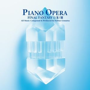 Piano Opera Final Fantasy I /  Ii (Original Soundtrack) [Import]
