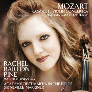 Complete Violin Concertos