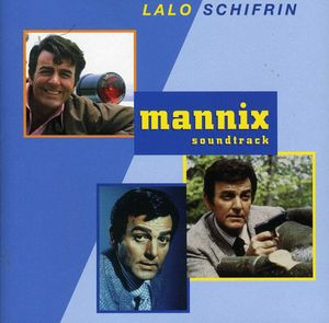 Mannix (Original Soundtrack)