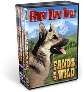 Rin Tin Tin Collection: Volume 2 (The Wolf Dog /  Fangs of the Wild  /  Law of the Wolf) (4-DVD)