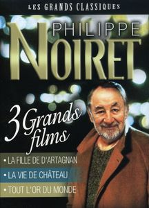 Philippe Noiret: 3 Grande Films [Import]