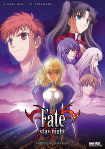 Fate /  Stay Night TV Complete Collection