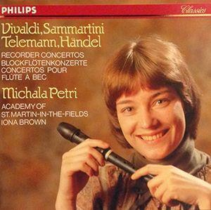 Concertos for Recorder