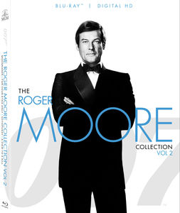 The Roger Moore Collection: Volume 2