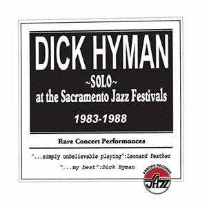 Solo At The Sacramento Jazz Festivals 1983-1988