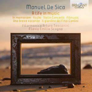 Life in Music: In Memoriam & Violin Concerto & Una breve vacanza