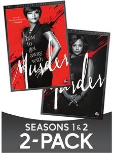 How to Get Away With Murder: Season 1 and Season 2