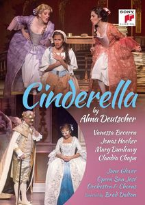 Alma Deutscher - Cinderella [Import]