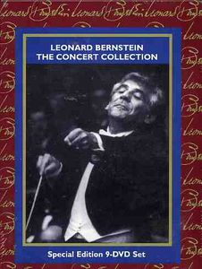 The Bernstein Concert 9-Disc Box Set