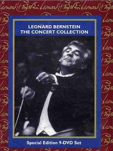 The Bernstein Concert 9-Disc Box Set