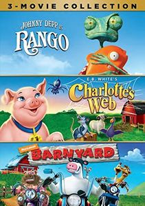 Charlotte's Web /  Barnyard /  Rango