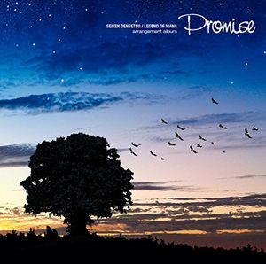 Seiken Densetsu Legend Of Management Album -Promis [Import]