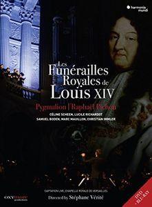 Funeral Of Louis Xiv