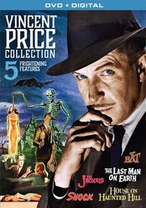 Vincent Price Collection: 5 Frightening Features