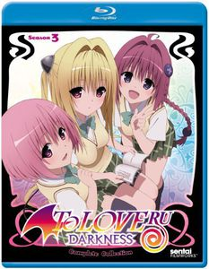 To Love Ru Darkness: Season 3 Comp
