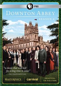 Downton Abbey: Season 4 (Masterpiece Classic)