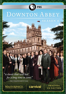 Downton Abbey: Season 4 (Masterpiece)