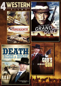 4-Film Western Pack: Volume 1