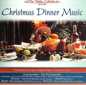 Christmas Dinner Music