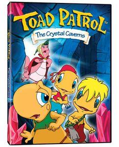 Toad Patrol: Crystal Caverns