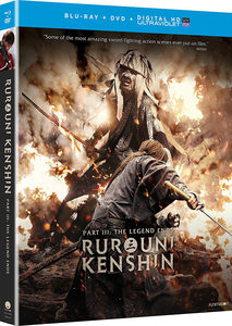 Rurouni Kenshin Part III: The Legend Ends